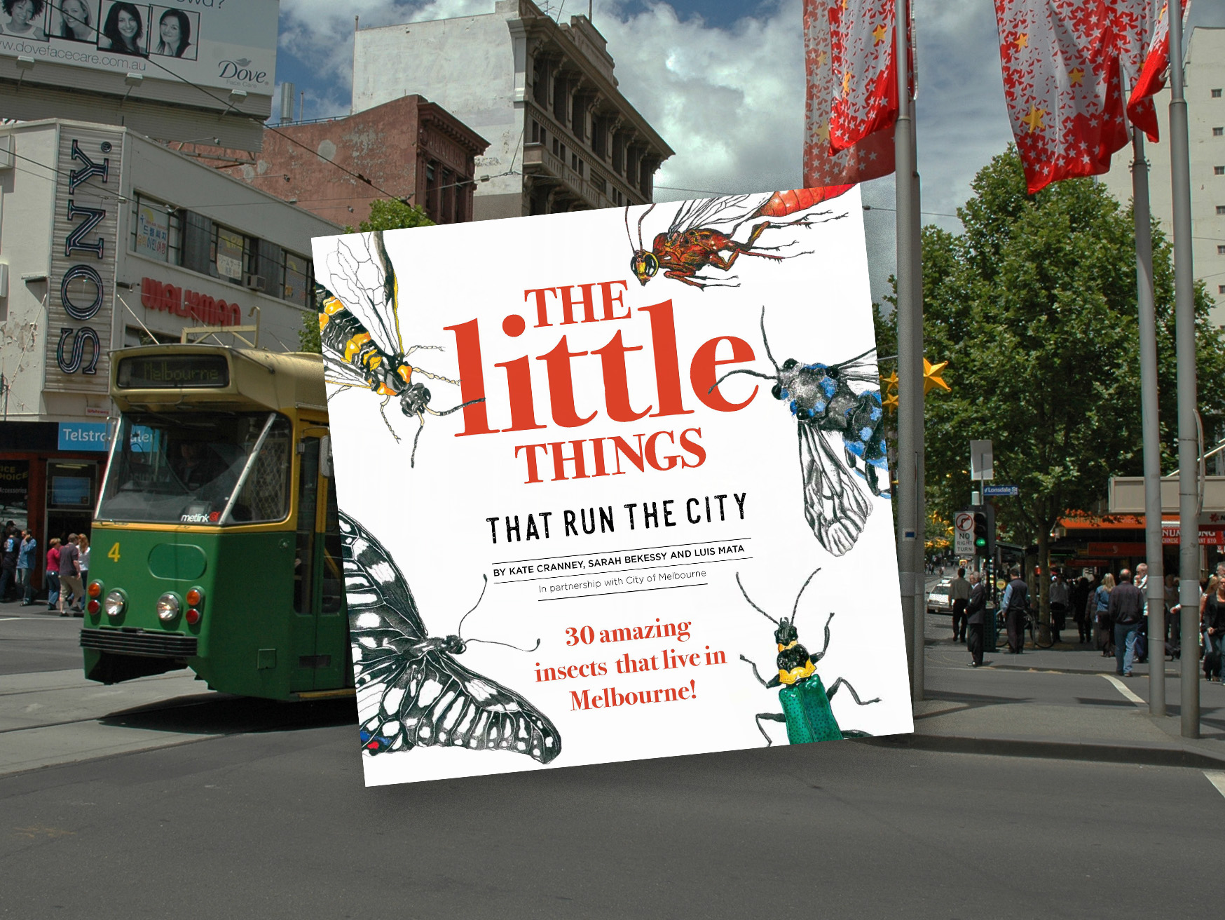 TheLittleThings book feature